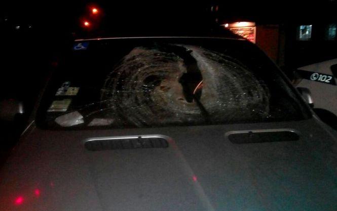 У Луцьку п'яний водій BMW влаштував два ДТП, вбивши літнього велосипедиста - фото 1