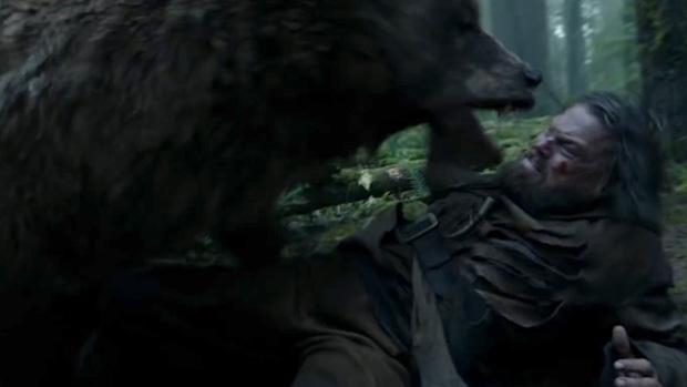 """Стало відомо, хто грав ведмедя в """"Легенді Г'ю Гласса"""" - фото 1"""