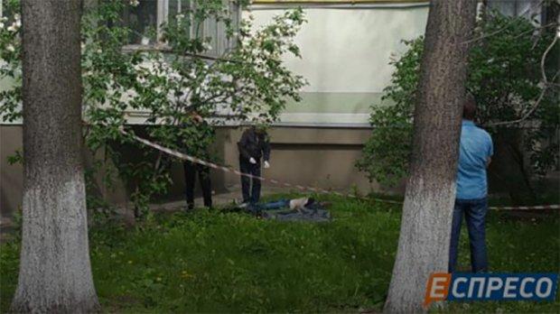 У Києві журналіст викинувся з вікна - фото 1