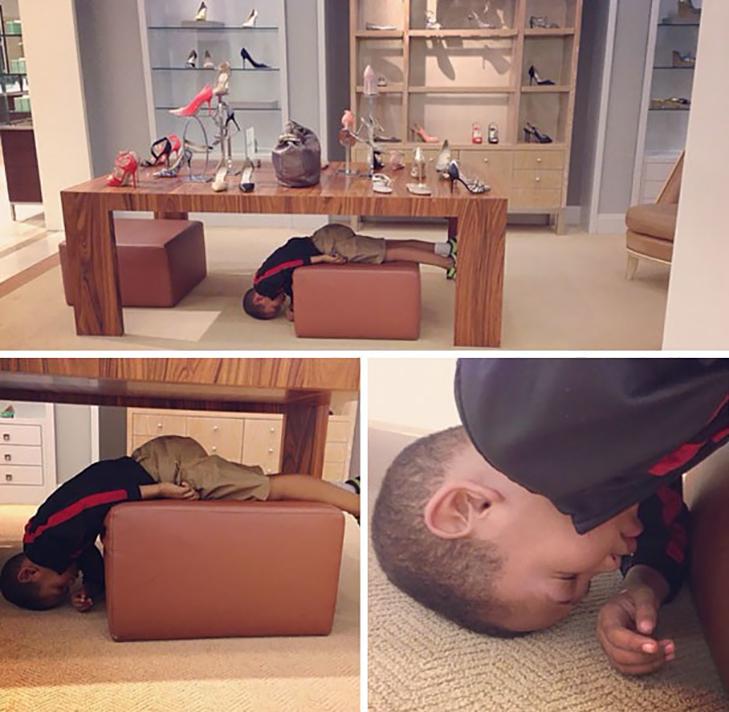 35 кумедних доказів того, що діти можуть заснути де завгодно - фото 6