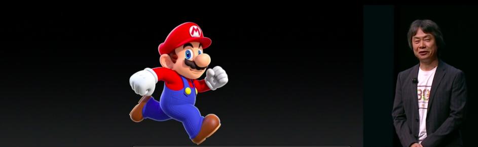 """На iPhone-7 буде гра """"Супер Маріо"""". Зал кричить від захвату - фото 1"""