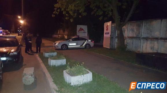 У Києві сталася стрілянина, є постраждалі  - фото 1