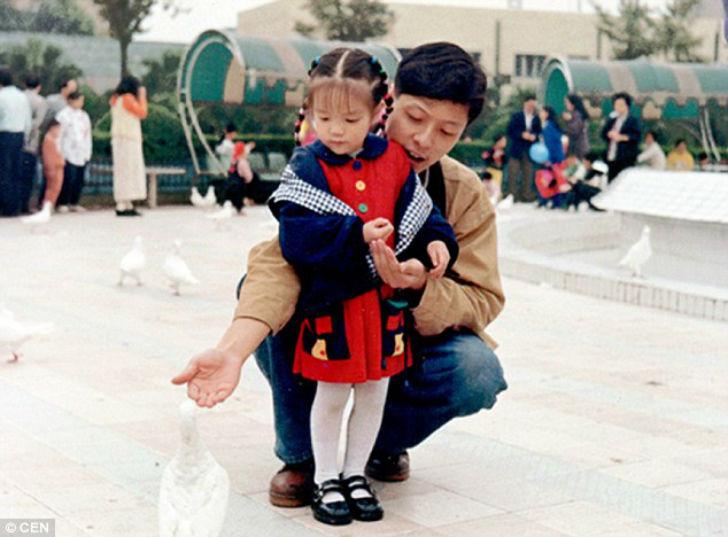 В Китаї живе родина, яка зовсім не старіє  - фото 1