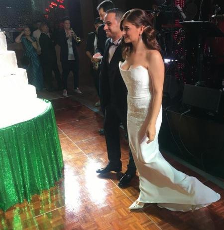 Як дочка екс-регіонала Васадзе відгуляла весілля  - фото 6