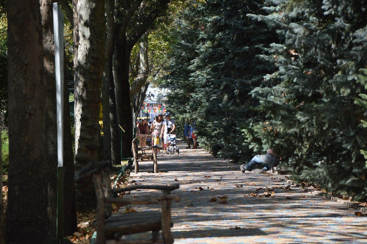Як звірі у Миколаївському зоопарку поздоровляли городян з Днем міста - фото 7