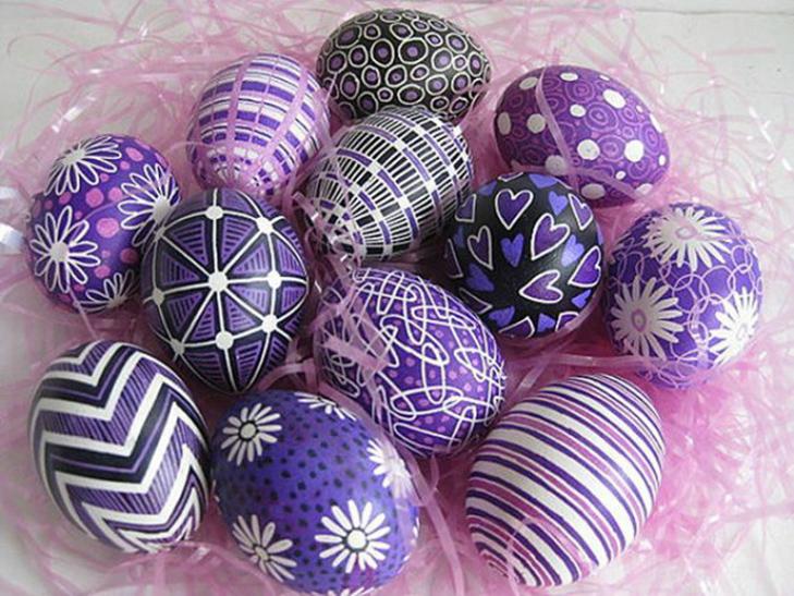 35 креативних ідей для Великодніх яєць - фото 29