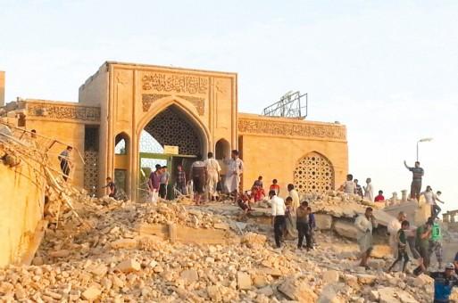 16 пам'яток архітектури, які знищила ІДІЛ - фото 9
