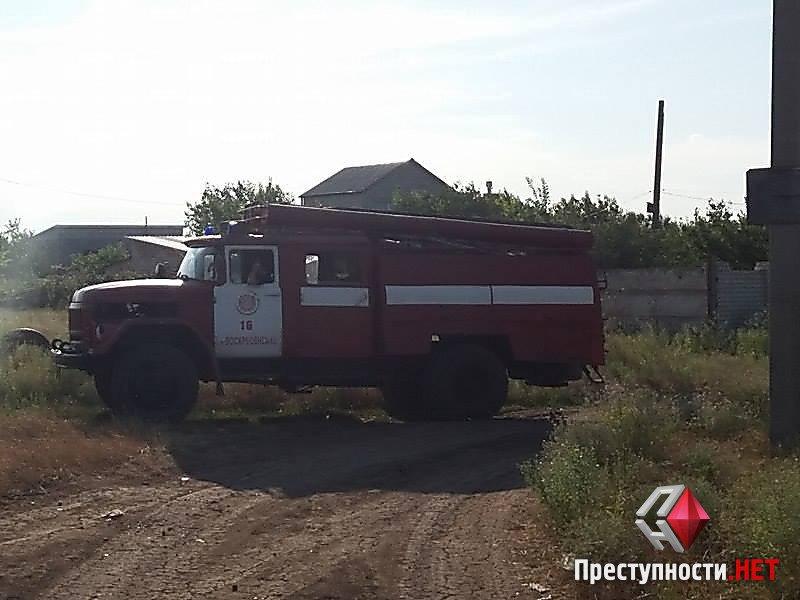 У Миколаєві знову горіло несанкціоноване звалище - фото 2