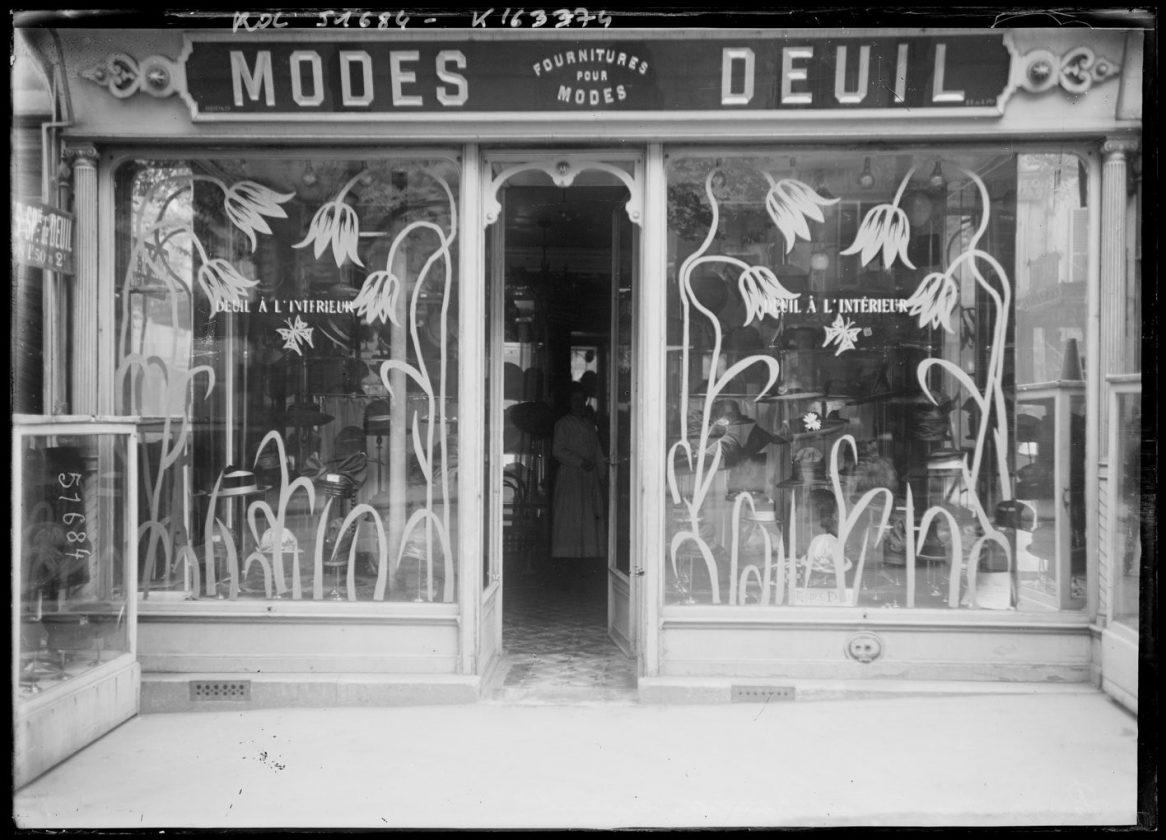 Як століття тому парижани захищали вітрини від німецьких снарядів - фото 11