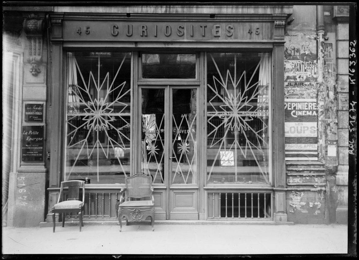 Як століття тому парижани захищали вітрини від німецьких снарядів - фото 10