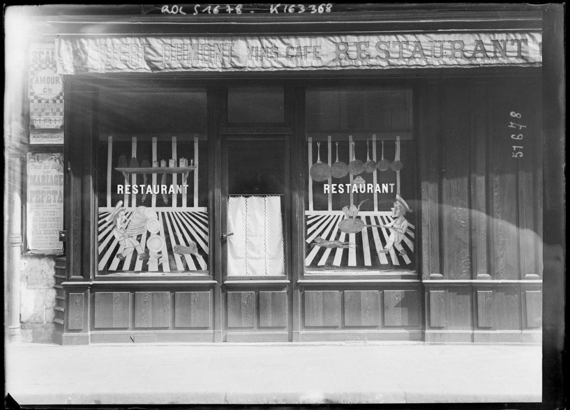 Як століття тому парижани захищали вітрини від німецьких снарядів - фото 7