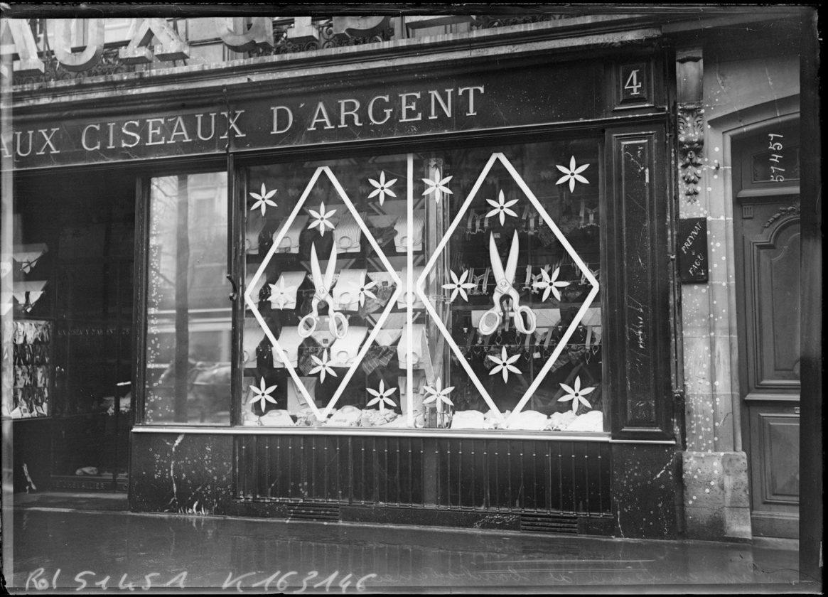 Як століття тому парижани захищали вітрини від німецьких снарядів - фото 3