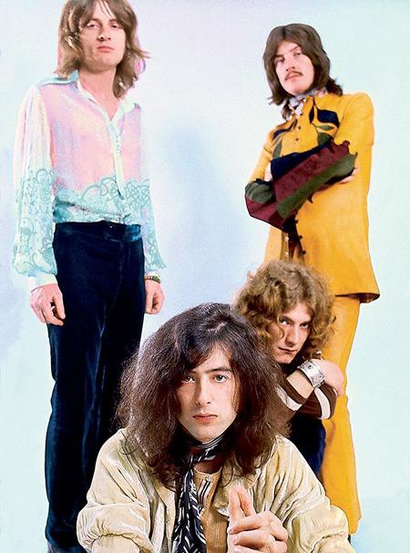 "Музикантів ""Led Zeppelin"" викликали на допит - фото 1"