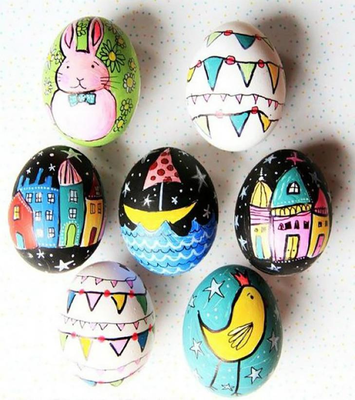 35 креативних ідей для Великодніх яєць - фото 10