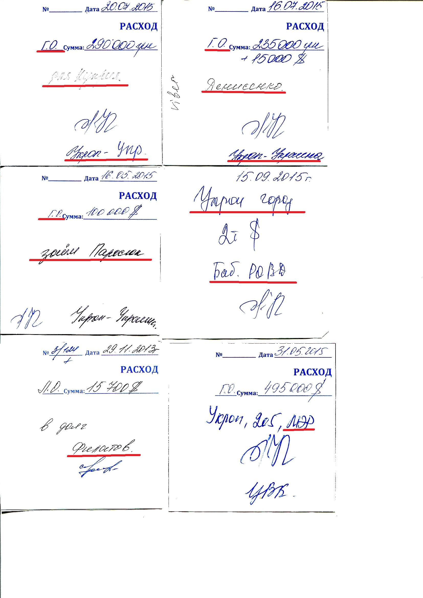 Коломойський позичав Парасюку 0 тис. (ДОКУМЕНТ) - фото 1