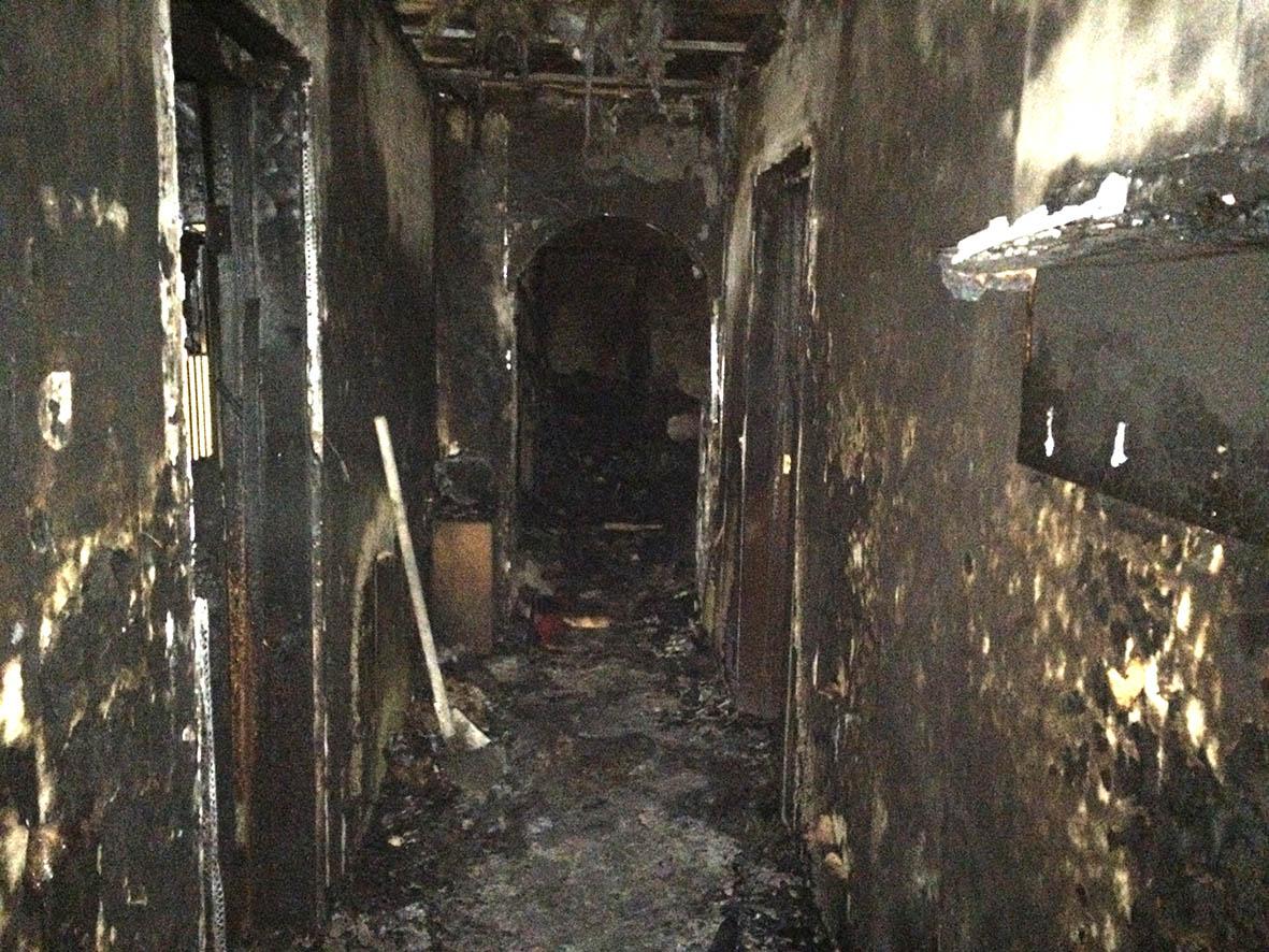 На Вінниччині в пожежі загинув 8-річний хлопчик - фото 1