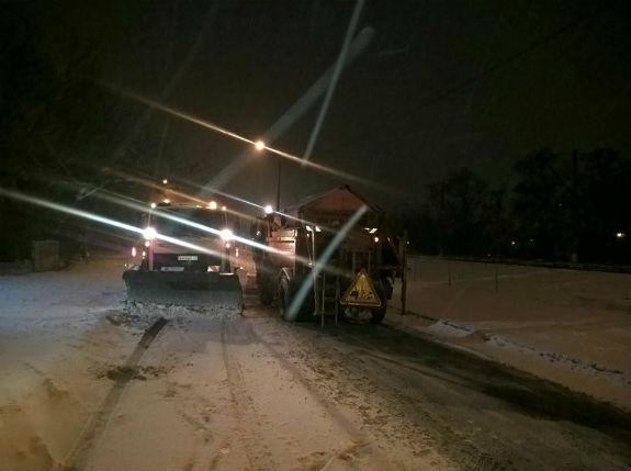Як Київ замело снігом  - фото 3