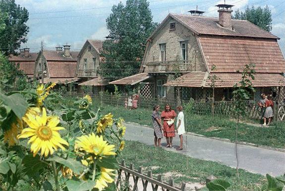 Місто-парк: як виглядав Київ понад 65 років тому  - фото 5