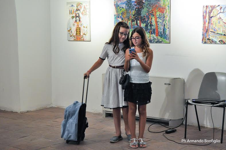 На Сицилії відбулась перша виставка українського мистецтва - фото 1