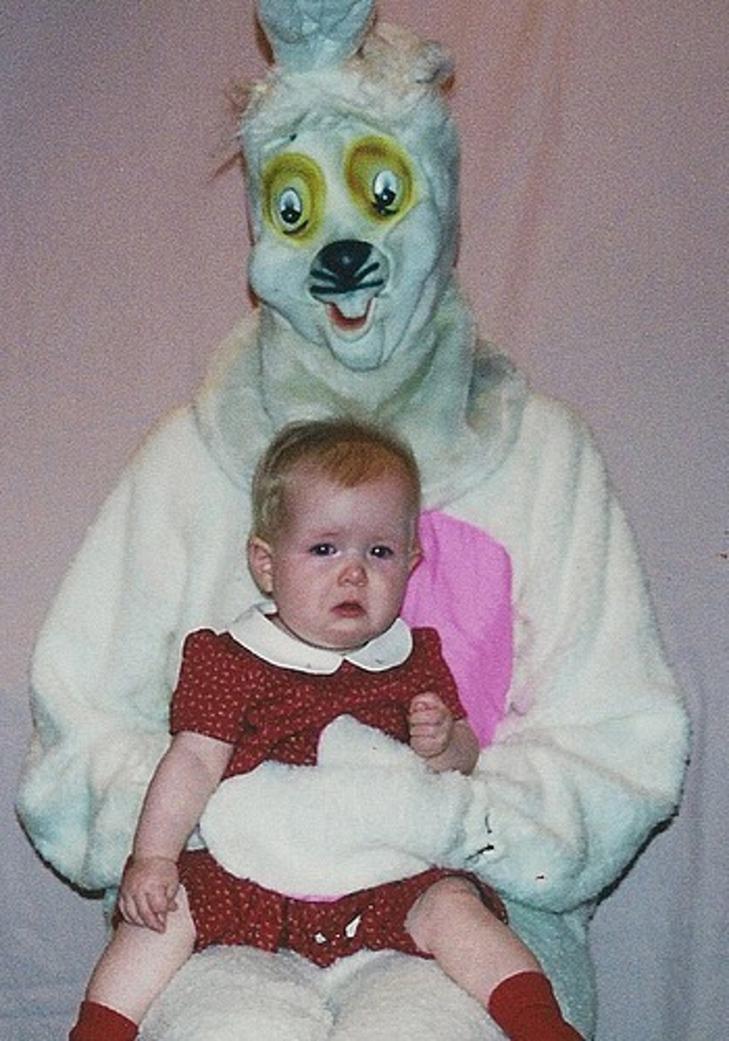 20 Великодніх зайців з ваших кошмарів - фото 1