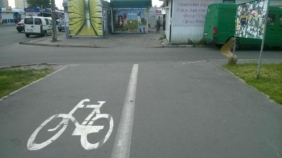 Увесь шик і блиск велодоріжки Кличка зліз за 9 місяців - фото 20
