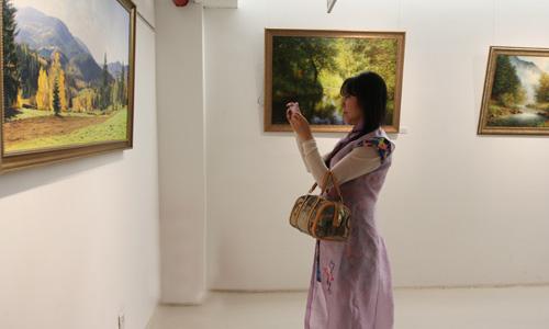 Українська художниця показала в Китаї, що таке жіночність - фото 2