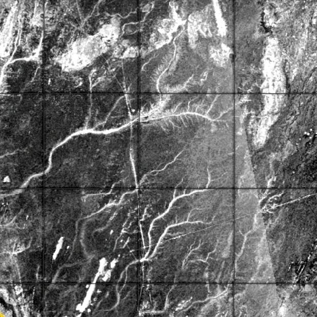 Під пісками Сахари виявили величезну стародавню річку - фото 1