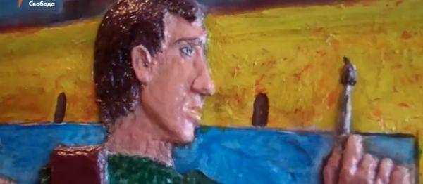 Художник продає свої картини, аби купити спорядження та піти в АТО - фото 3
