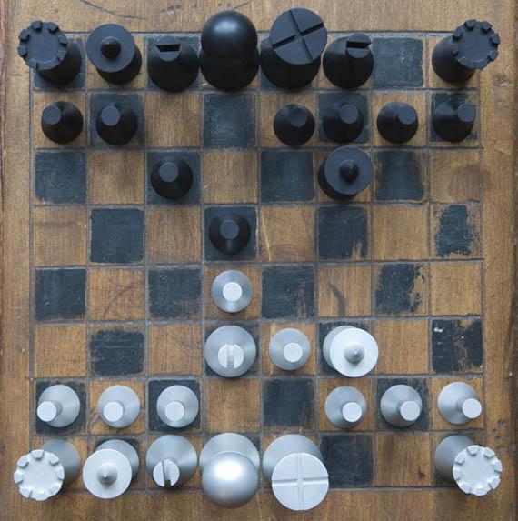 Секс богів і Порошенко-офіцер: ТОП-22 незвичних шахів - фото 16