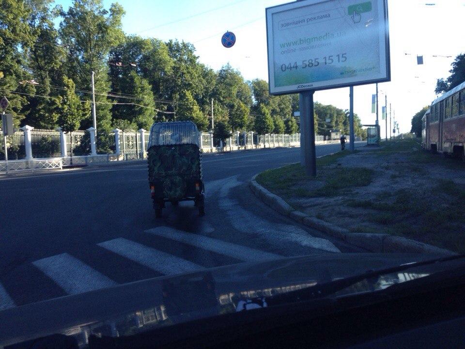 Харків'ян здивували унікальним транспортом   - фото 2