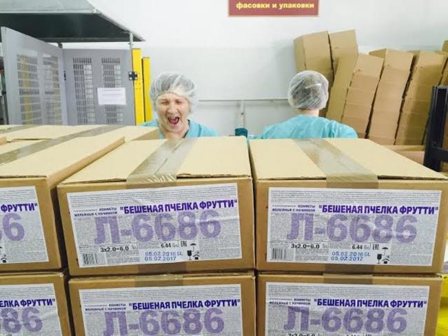 Журналісти показали, як працює фабрика Roshen у Липицьку - фото 2