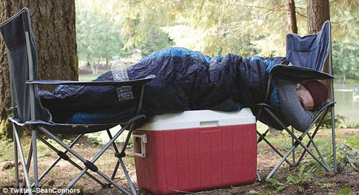 Епічні провали любителів відпочивати на природі - фото 1