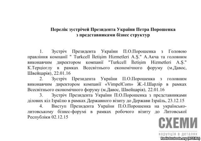 ЗМІ: В АП засекретили зустрічі Порошенка з бізнесменами - фото 1
