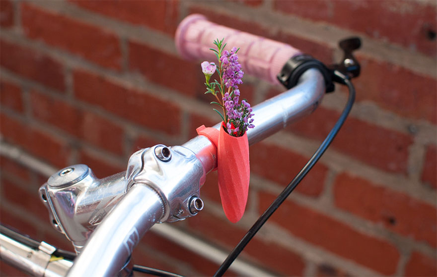 Новий хіт сезону: вази, які кріпляться до велосипедів - фото 3