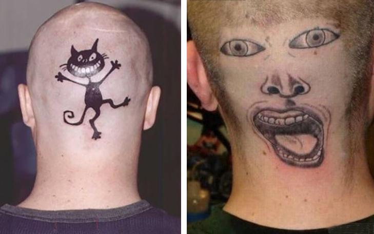 30 курйозних татуювань - фото 2