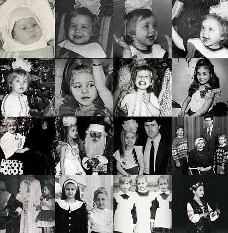 Фанати іменинниці Кароль показали її у дитинстві - фото 1