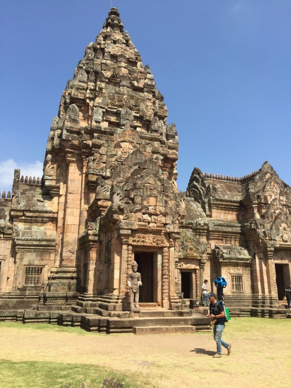 Як хлопець із рюкзаком Google пройшов пішки 500 км, щоб показати усім Таїланд - фото 2