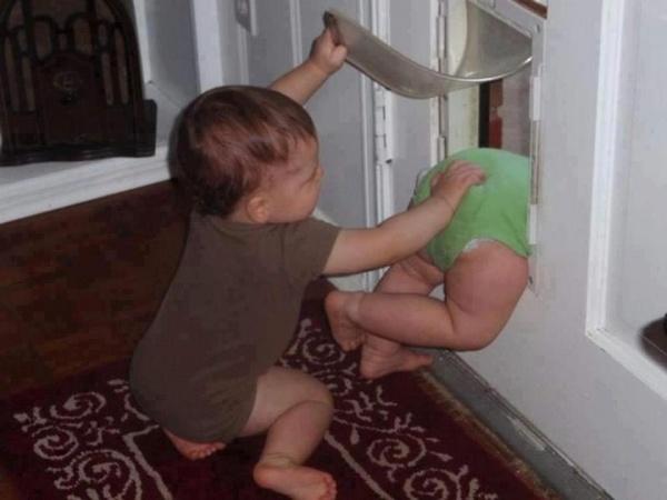 18 доказів того, що бути батьками - це весело - фото 17