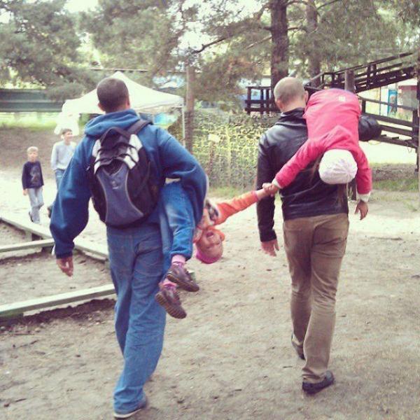 18 доказів того, що бути батьками - це весело - фото 16