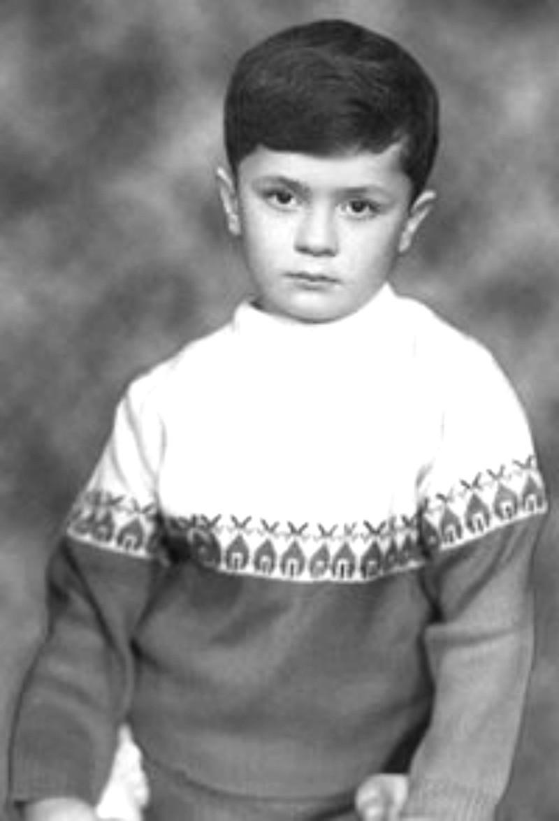 Як виглядали в дитинстві Путін, Порошенко, Обама та інші відомі політики - фото 1