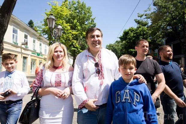 5 завдань Саакашвілі: від війни з Коломойським до перемоги над Путіним - фото 3