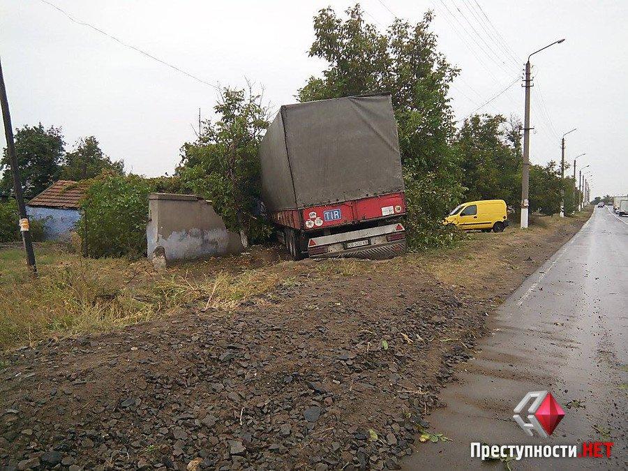 На Миколаївщині