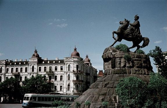 Місто-парк: як виглядав Київ понад 65 років тому  - фото 4