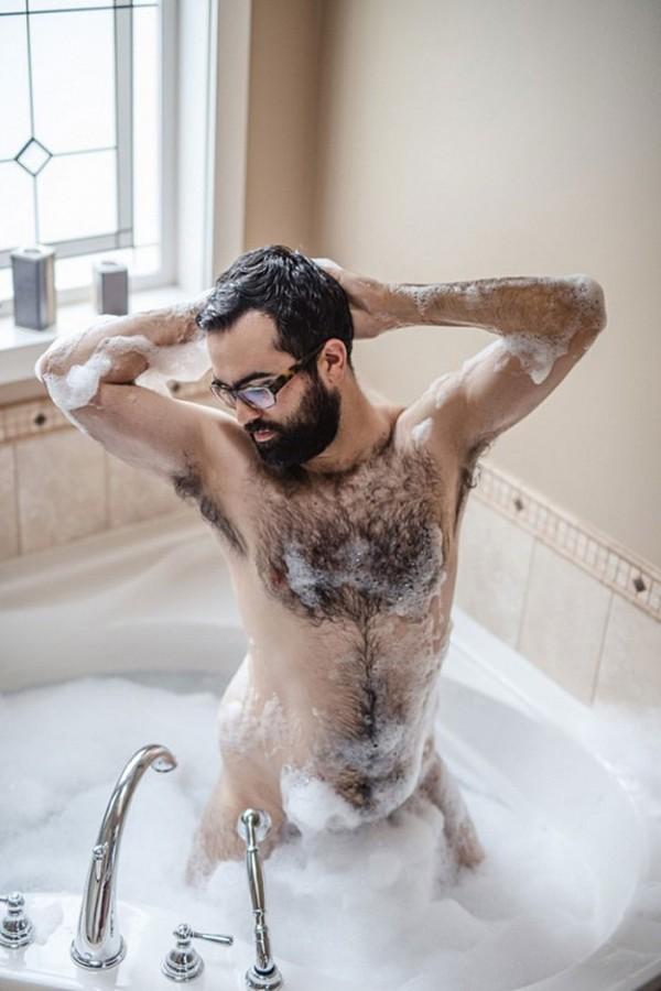 Як чоловік подарував дружині еротичний календар із собою (18+ ФОТО) - фото 2