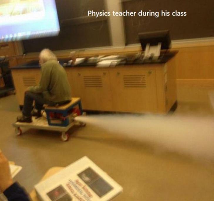 30 фотографій, коли викладачі дійсно круті - фото 18