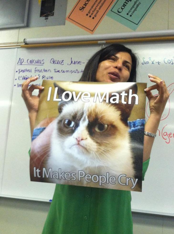 30 фотографій, коли викладачі дійсно круті - фото 13