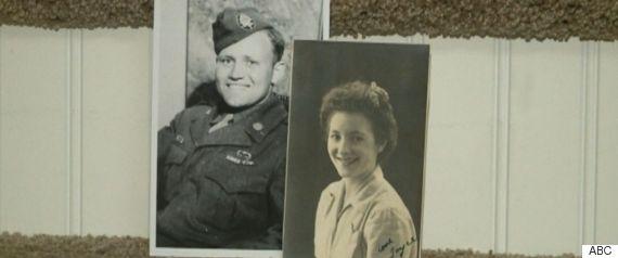 Як через 70 років ветеран Другої світової війни знайшов кохану - фото 2