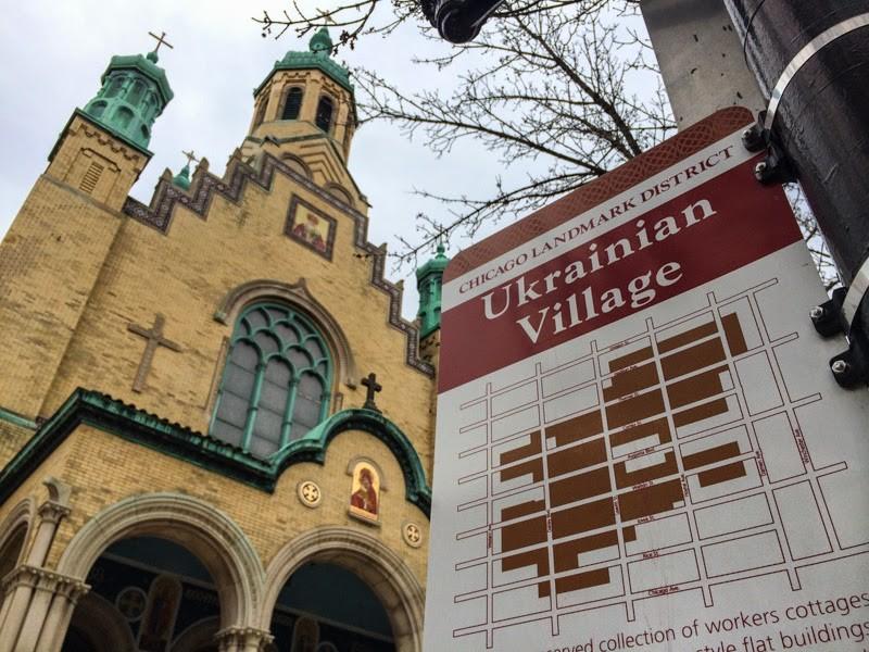 """""""Українське село"""" у Чикаго назвали найбільш привабливим районом США - фото 2"""