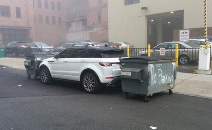 30 суворих покарань для тих, хто паркується, як мудак - фото 20