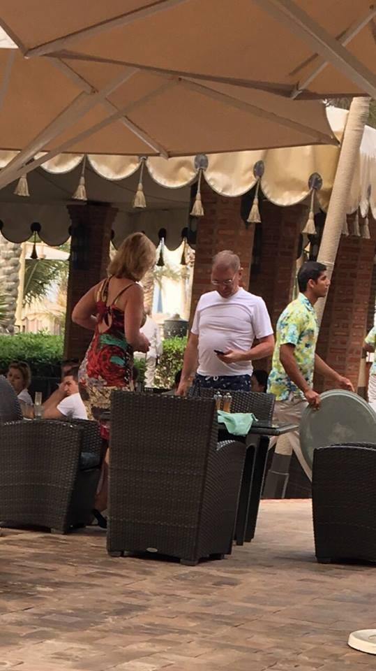 Як Пашинський працює з виборцями в Дубаї (ФОТОФАКТ) - фото 1